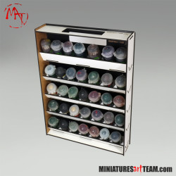 Paint Holder (pots)